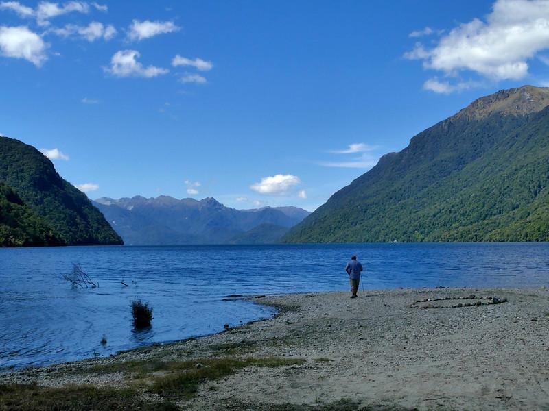 South Arm Lake Manapouri