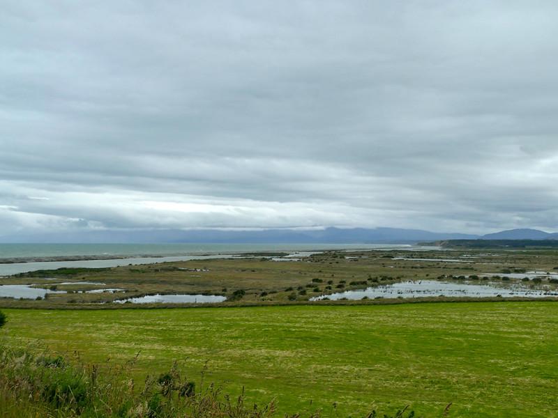 Te Wae Wae wetland