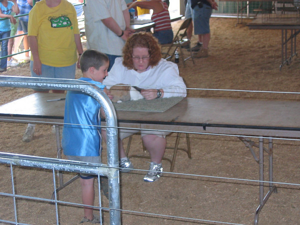 Cole's 1st Fair-2006