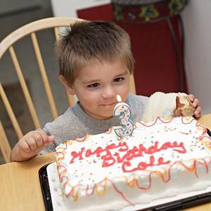 Cole's Birthday - 2004