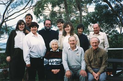 Forsyths. (Colin Holmes bottom right). 21st November 1990.