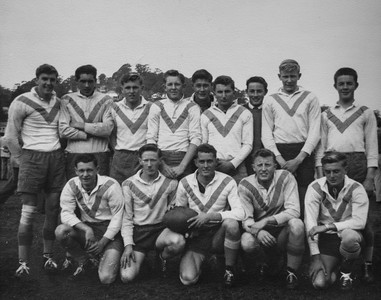 First Grade League 1954