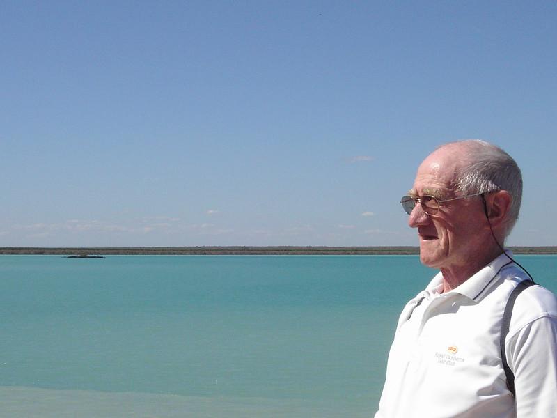 Colin Holmes, Kimberly Cruise 2006.