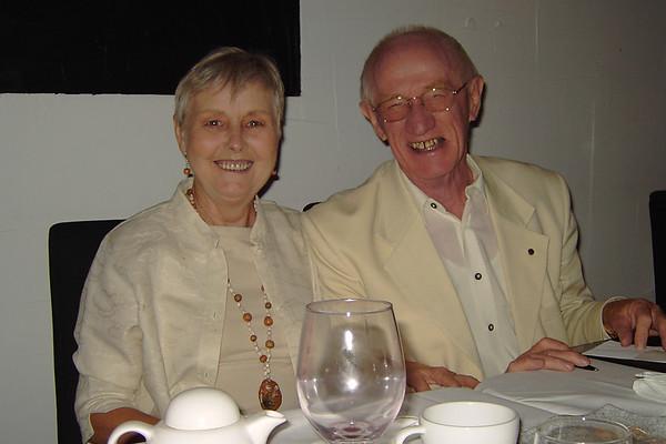 Enid Holmes & Colin Holmes, 2005.