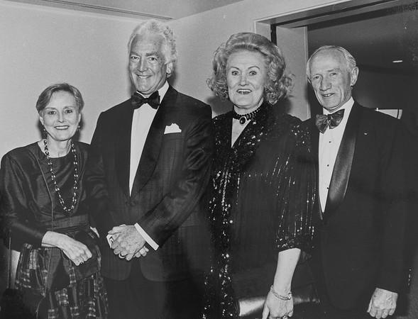 Enid Holmes, Richard Bonynge, Dame Joan Sutherland, Colin Holmes