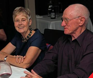 Enid Holmes & Colin Holmes., 2012.