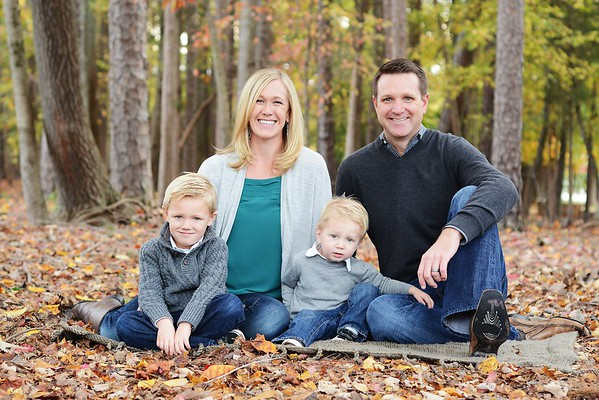 Colleen's Family Fall 2015
