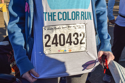 Color Run Madison 2017