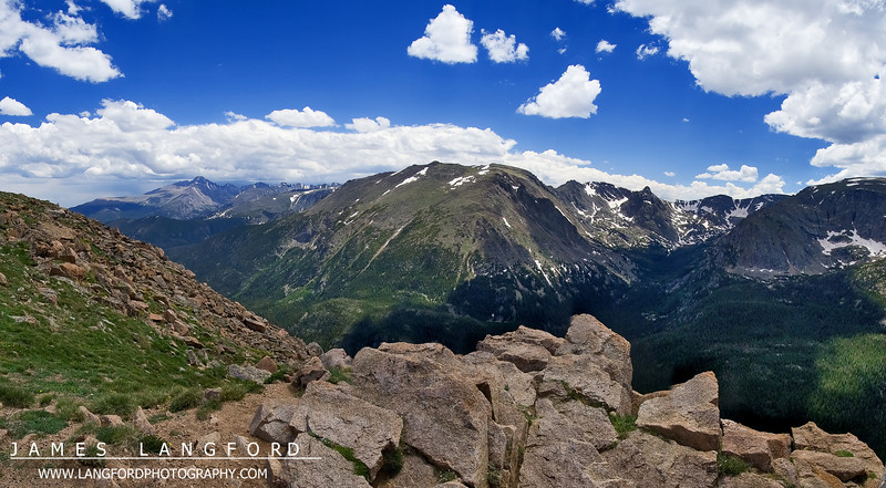 Also from the Trail Ridge Road.
