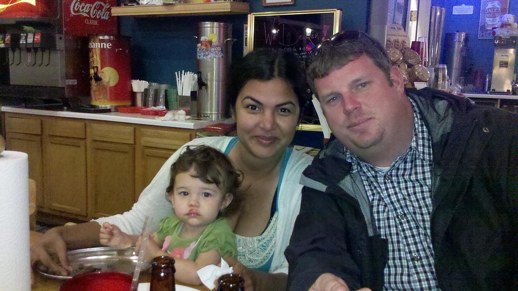 Amira, Asma, and Casey