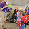 Calvin at Loveland Library storytime