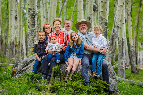 Colorado Family Pics June 2016
