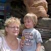 2007 Colorado Trip - Grandma & Ian