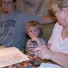 2007 Colorado Trip - Ian & Grandma Waiting To Eat