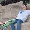 2007 Colorado Trip - Alicia Chilling With Brielle