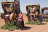 Amy & Hampton @ Cadillac Ranch<br /> Amarillo, TX