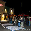 There's fun for everyone on the eve of the opening of the new Chick fil-A in Aurora, Colorado.