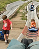 The Alpine Slide at the Breckenridge Peak 8 Fun Park