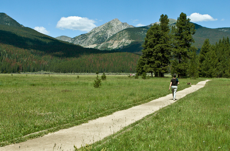 Rocky Mountain National Park Nature Walk