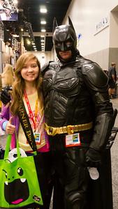 """Batman There were many, many """"Batmen""""."""