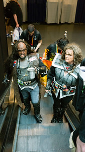 Klingons Use Escalators, too.