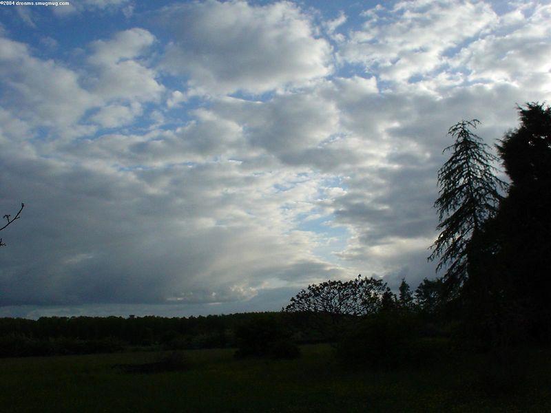 Gorgeous skies we had all week