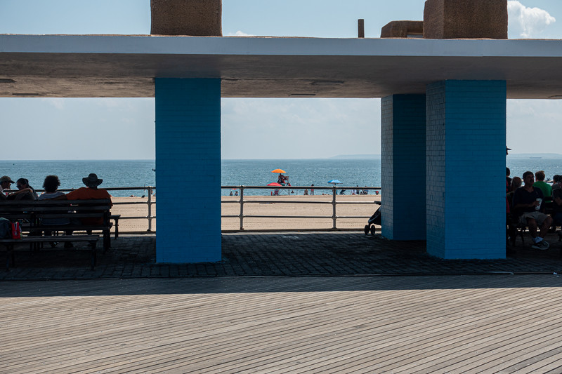 Coney Island shade