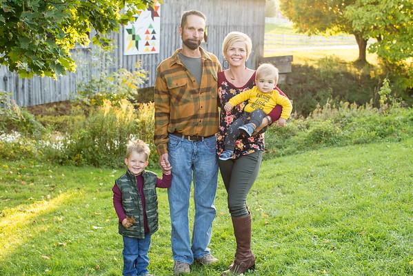 Congdon Family 2016