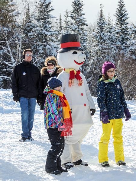 Everyone's Favourite Snowman