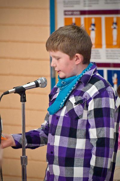 2.16.2010 - Connor's Rodeo Program