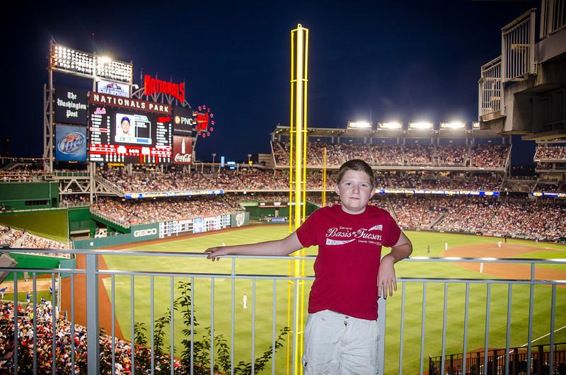 7.26.2013 - Connor's and David's trip to Washington, DC.