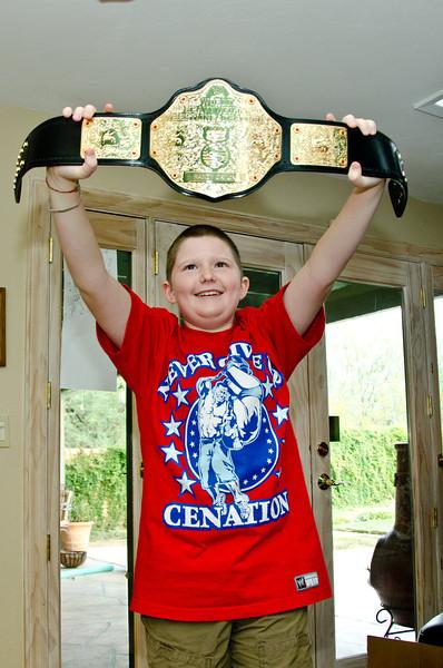 Connor's 11th Birthday, 8.11.2011