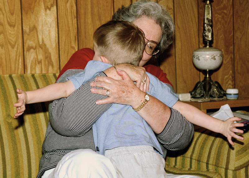 21 -- Grandma Steele and Connor how much do you love me