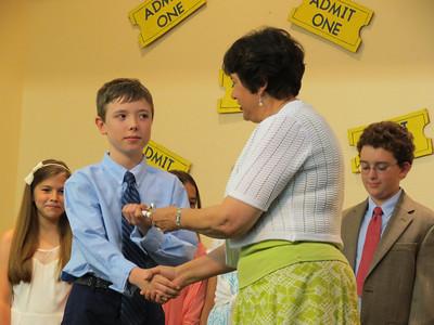 Elementary Graduation