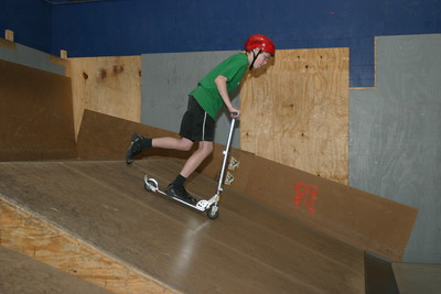 6-05-2008 Conrad at Indoor Skate Park