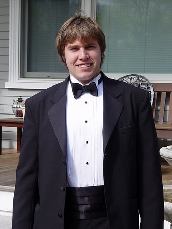 Conrad - Sr. Prom Night and High School Graduation / May 26, 2006