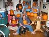 2003 KPP Group Shot (from top left: Erin, Don, Mike J, Perry, Kat, Conrad, Tara, Kathie,Anna, Thomas & Karma)