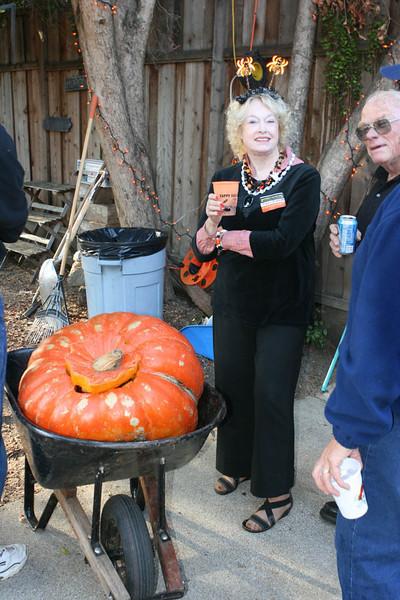 2007 Pumpkin Party