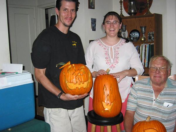 2003 Pumpkin Party