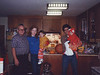 Conrad, Amy, Andrew, Alex and Matthew (Halloween '85)