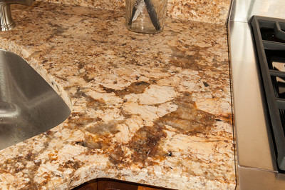 Counter Top by Bella Granite