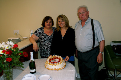 Convocation Party - June 2010