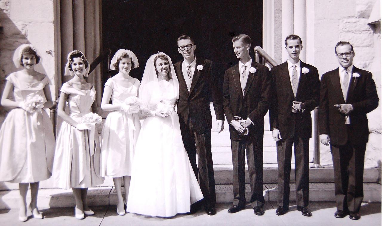 Gary's Wedding