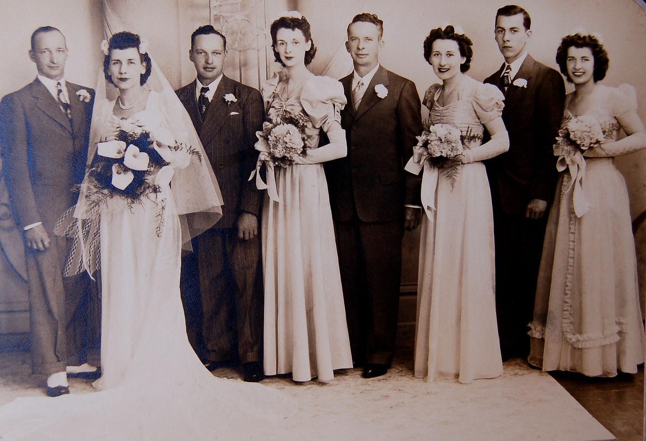 Aunt Grace's Wedding