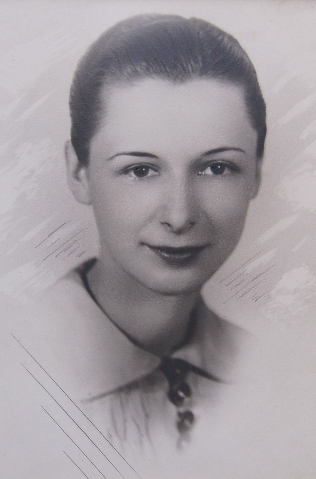 Sally in late Teens