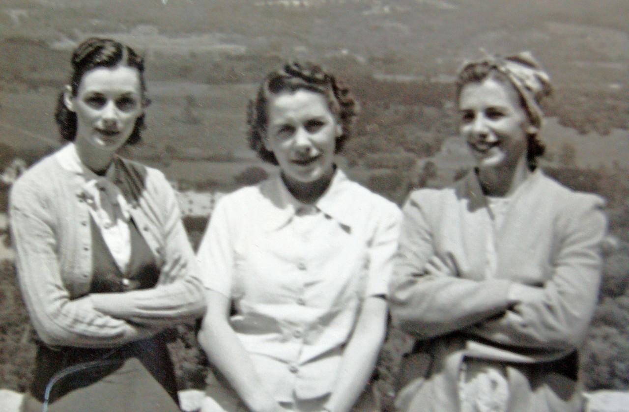 Mom Gracie Margaret in the 40s