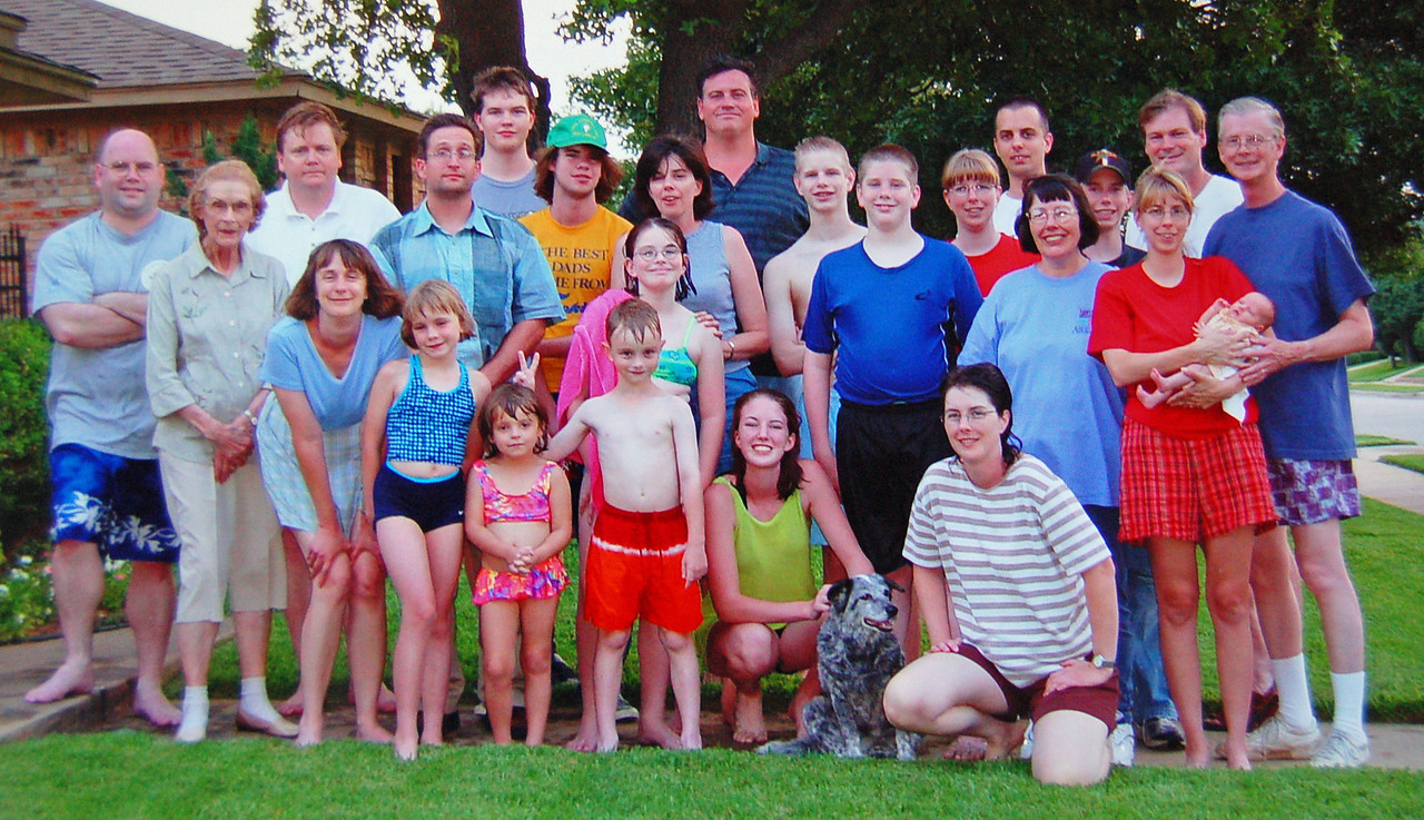 Stephen Rigdon Family