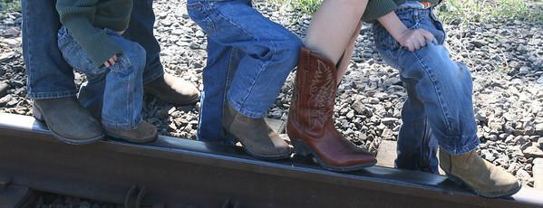 Boots Tracks Edited