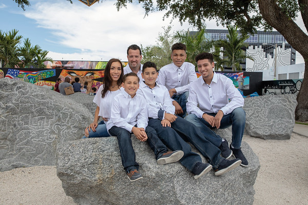Correa Family Shoot