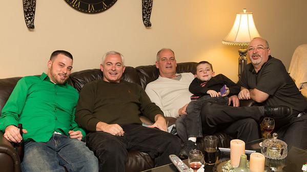 Corsey Christmas 2012